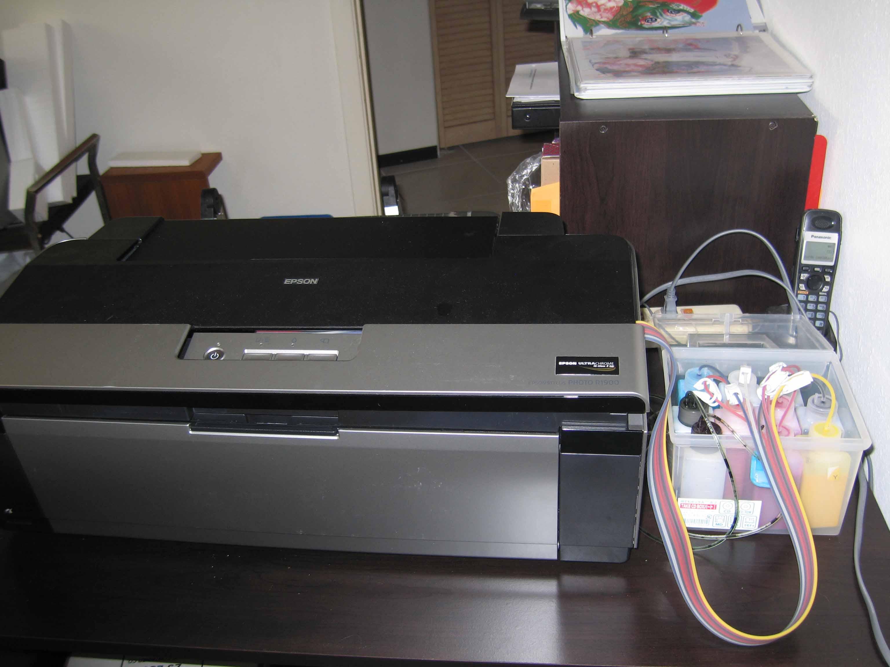 Inkrepublic P800 Refill P600 Cis P600 Refill R2000