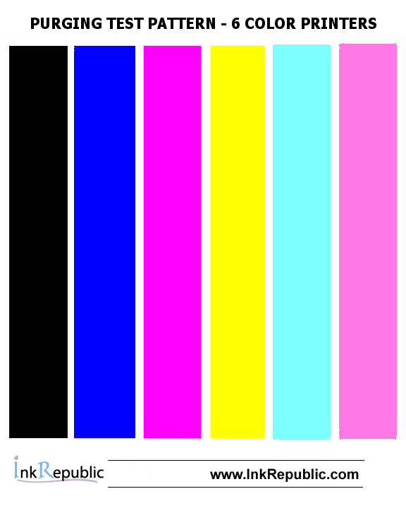 Inkrepublic p800 refill p600 cis p600 refill r2000 for Color print test page pdf
